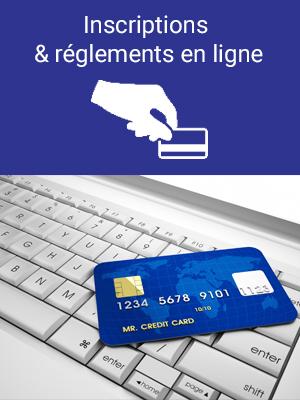 Payer / Réservez en ligne